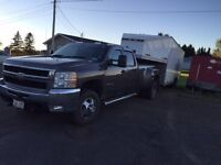 2008 Chevrolet Silverado Diesel and V-Plow