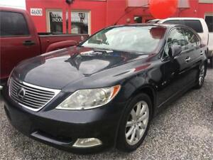 2007 Lexus LS 460 Like New **LOW KM**