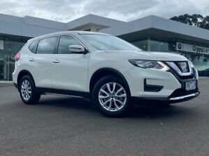 2018 Nissan X-Trail T32 Series II ST X-tronic 2WD White 7 Speed Constant Variable Wagon Traralgon Latrobe Valley Preview