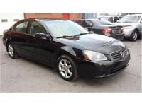 2005 NISSAN ALTIMA (EXTRA) AUT+ T. EQUIPPE 4 CLINDRE * 2700$ *
