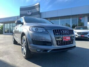 2013 Audi Q7 3.0T Supercharged Navi Sunroof 7-Passanger