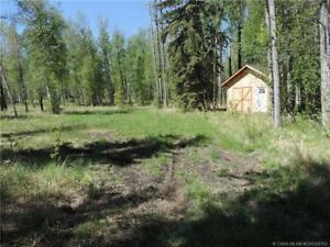 This 3.32 acre has 2 accesses to property