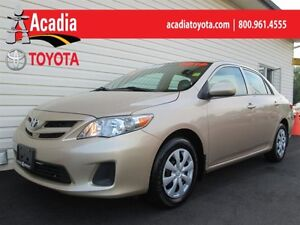 2012 Toyota Corolla CE - Keyless Entry, USB Audio, Heated Seats