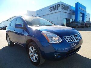 2010 Nissan Rogue SL AWD, PST paid, leather, sunroof, winter tir