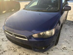 2008 Mitsubishi Lancer GTS Fun, Fast and in GREAT CONDITION