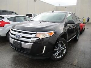 2014 Ford Edge REMOTE STARTER! LEATHER SEATS! REMOTE KEYLESS ENT