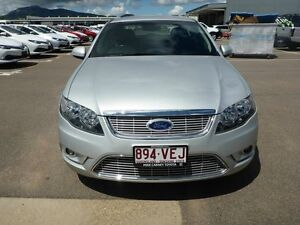 2009 Ford Falcon FG G6E Silver 6 Speed Sports Automatic Sedan Vincent Townsville City Preview