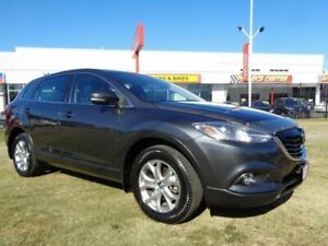2015 Mazda CX-9 TB10A5 Classic Activematic Grey 6 Speed Sports Automatic Wagon Kippa-ring Redcliffe Area Preview
