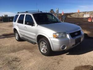 2007 Ford Escape Limited -HEATED SEATS! COMMAND START! WARRANTY!