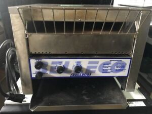 COMMERCIAL CONVEYOR TOASTER FOR SALE