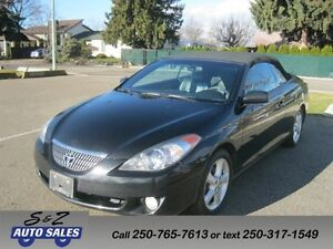 2006 Toyota Solara Convertible BEAUTIFUL RARE ONE OWNER