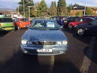 JAGUAR XJ 3.0 V6 SE 4d AUTO 240 BHP (blue) 2003