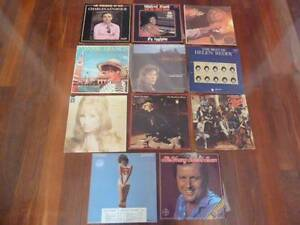 14 LPs, vinyl records, $10 each Bedford Bayswater Area Preview