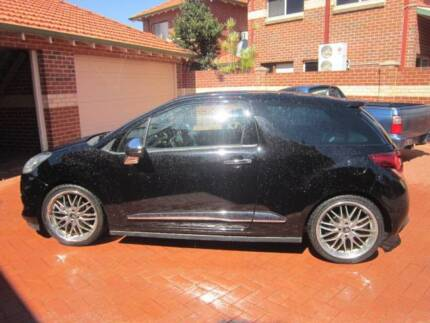 2010 Citroen DS3 Hatchback