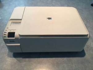 HP Photosmart C4480 All in one printer. Printer-Scanner-Copier Shell Cove Shellharbour Area Preview