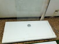 Shower Tray and Screen