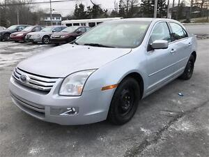 2006 Ford Fusion SEL LOADED, LEATHER, NEW MVI, NEW WINTER TIRES