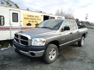 LT 10 PLY TIRES ,LIKE NEW UNDERNEATH!!! 2008 DODGE RAM  5.7 V8