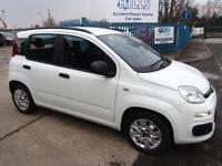 2014 Fiat Panda 1.2 Petrol Easy 5 Door Manual White