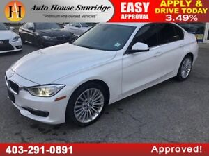 2014 BMW 3 Series 328i xDrive AWD NAVIGATION