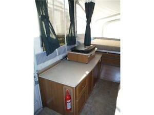 2009 Real Lite 801 8' Tent Trailer - Sleeps 5 - only 1539LBS!! Stratford Kitchener Area image 6