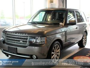2011 Land Rover Range Rover SUPER CHARGED 5.0L V8-NAV LEATHER LO
