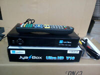 JynxBox Ultra HD V16 FTA IKS Receiver+JB2000+HDMI+WIFi