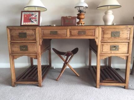 Antique Chinese desk - Antique Desk In Lesmurdie 6076, WA Antiques Gumtree Australia