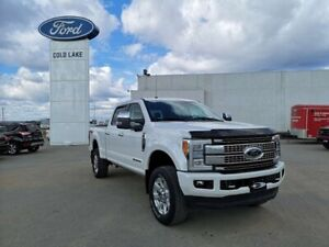 2017 Ford Super Duty F-350 SRW PLATINUM 713A, TOUGH BED SPRAY IN