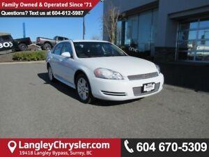 2012 Chevrolet Impala LT <b>*BLUETOOTH*DUAL ZONE CLIMATE*<b>
