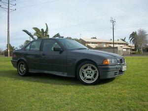 1994 BMW 318I 18i 4 Speed Automatic Sedan Alberton Port Adelaide Area Preview