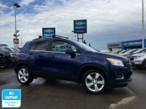 2014 Chevrolet Trax LTZ AWD Turbo (Heated Seats, Back Up Cam)