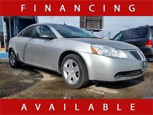 2008 Pontiac G6 SE -- FREE 1-Year Warranty Included! --