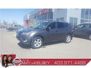 2013 Toyota RAV4 XLE AWD - Two Sets of Tires & Rims