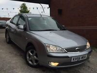 Ford Mondeo 1.8 LX 5dr ONE FORMER KEEPER FROM NEW