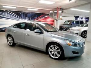 2012 Volvo S60 T6 AWD SEULEMENT 65$/sem
