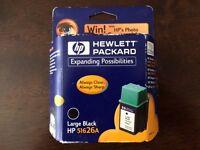 Hp 51626A Black Ink Cartridge