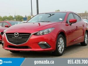 2016 Mazda Mazda3 GS CUSTOM LEATHER SUNROOF OPTIONAL NAVI