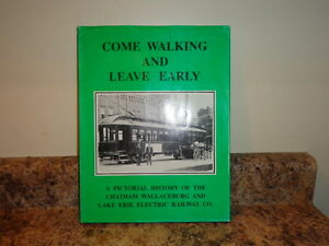 JOHN RHODES BOOK  COME WALKING LEAVE EARLY