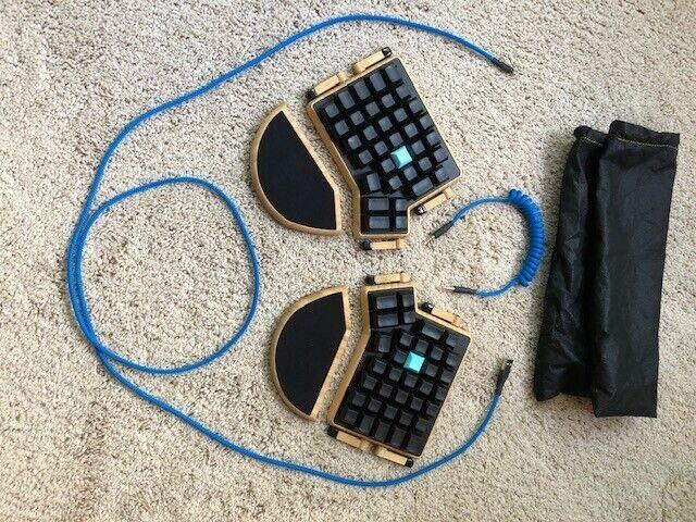 FalbaTech Ergonomic Redox Computer Keyboard