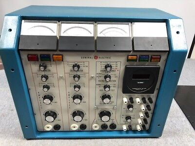 Ge Pr-76 Protective Relay Test Unit