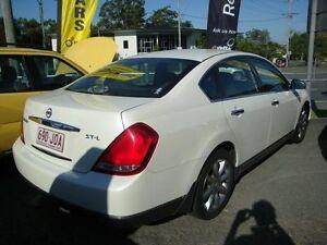 2004 Nissan Maxima White Sedan Eight Mile Plains Brisbane South West Preview
