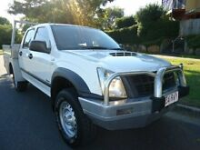 2007 Holden Rodeo RA MY08 LX White 5 Speed Manual Chermside Brisbane North East Preview