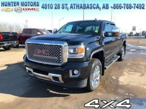 2015 GMC Sierra 3500HD Denali  - Navigation -  Leather Seats