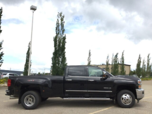 2019 Chevrolet Silverado 3500HD LTZ Dually Call 780-938-1230