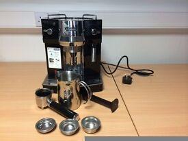 DeLonghi EC820 coffee machine