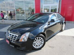 2012 CADILLAC CTS 3.0 V-6 AWD PANA ROOF FULL PWR GROUP
