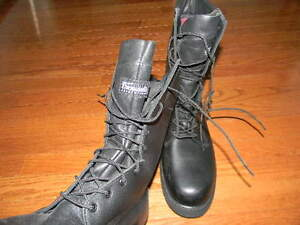 Brand new, never worn- Thinsulate steel toe work boots for sale!