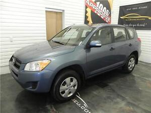 2012 Toyota RAV4,ABS,AIR CLIMATISE,RADIO CD/MP3/USB