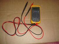 fluke 16 multitester electrical tester